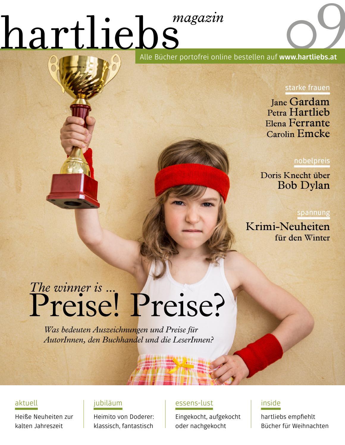 hartliebs magazin 09 by Atelier Tiefner GmbH - issuu