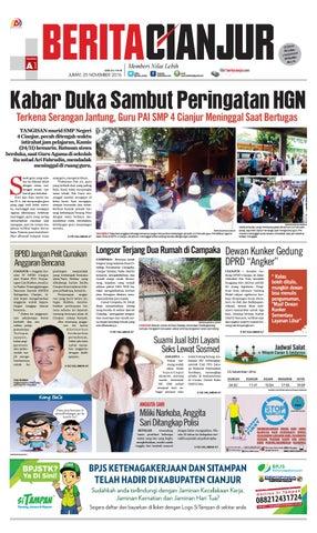 Berita Cianjur - Kabar Duka Sambut Peringatan HGN by Beritacianjur ... 61d14bee30