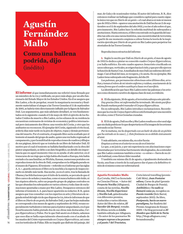El Cuaderno 70 by El Cuaderno - issuu