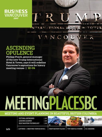 Meeting Places BC 2017 by Business in Vancouver Media Group - issuu ab5fd2e0c233