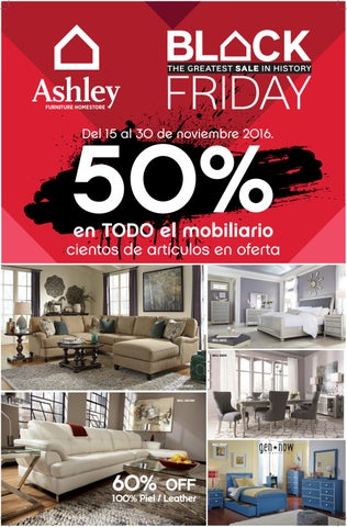 Black Friday By Ashley Furniture Homestore Rd Issuu