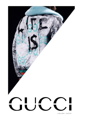 target market of gucci