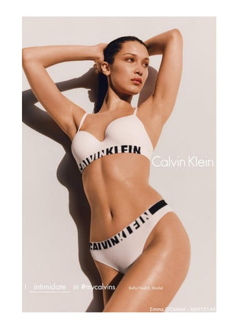O'connor Emma Issuu Calvin Ck Report By Brand Klein fbgyY67