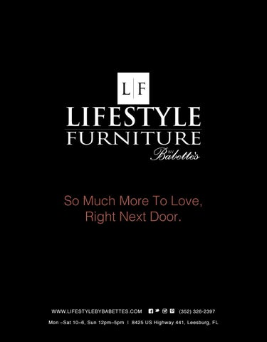 Lifestyle Furniture By Babetteu0027s Catalog   Fall 2016 By Babetteu0027s ...