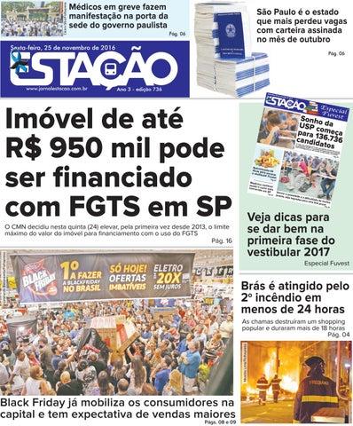 0f3aedd317 Estação 736 by Jornal Estação - issuu