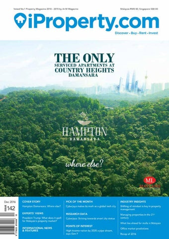 iProperty com Issue 142 (December 2016) by iproperty com - issuu