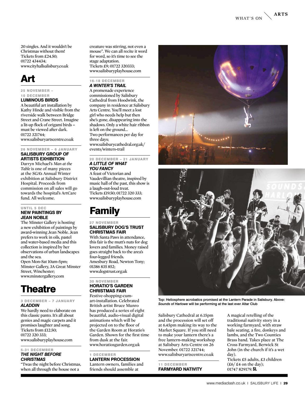 Salisbury Life – issue 228 by MediaClash - issuu