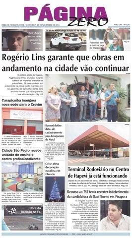 a9281a3570fc2 Página Zero Edição nº 1267 (25 11 2016) by Para acessar o seu Página ...