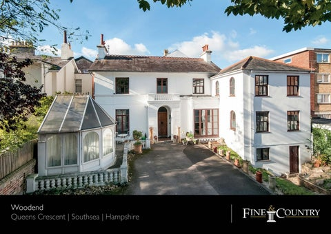 Woodend Southsea By Fine Country