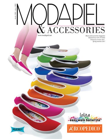 a5e3b3c70b6 Modapiel & Accessories 135 Shoes and accessories magazine by Prensa ...