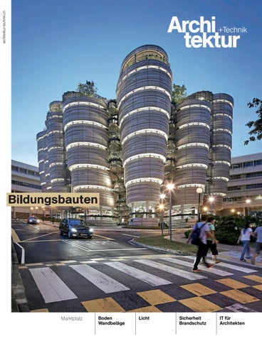 Architektur+Technik 09 2015 by BL Verlag AG - issuu