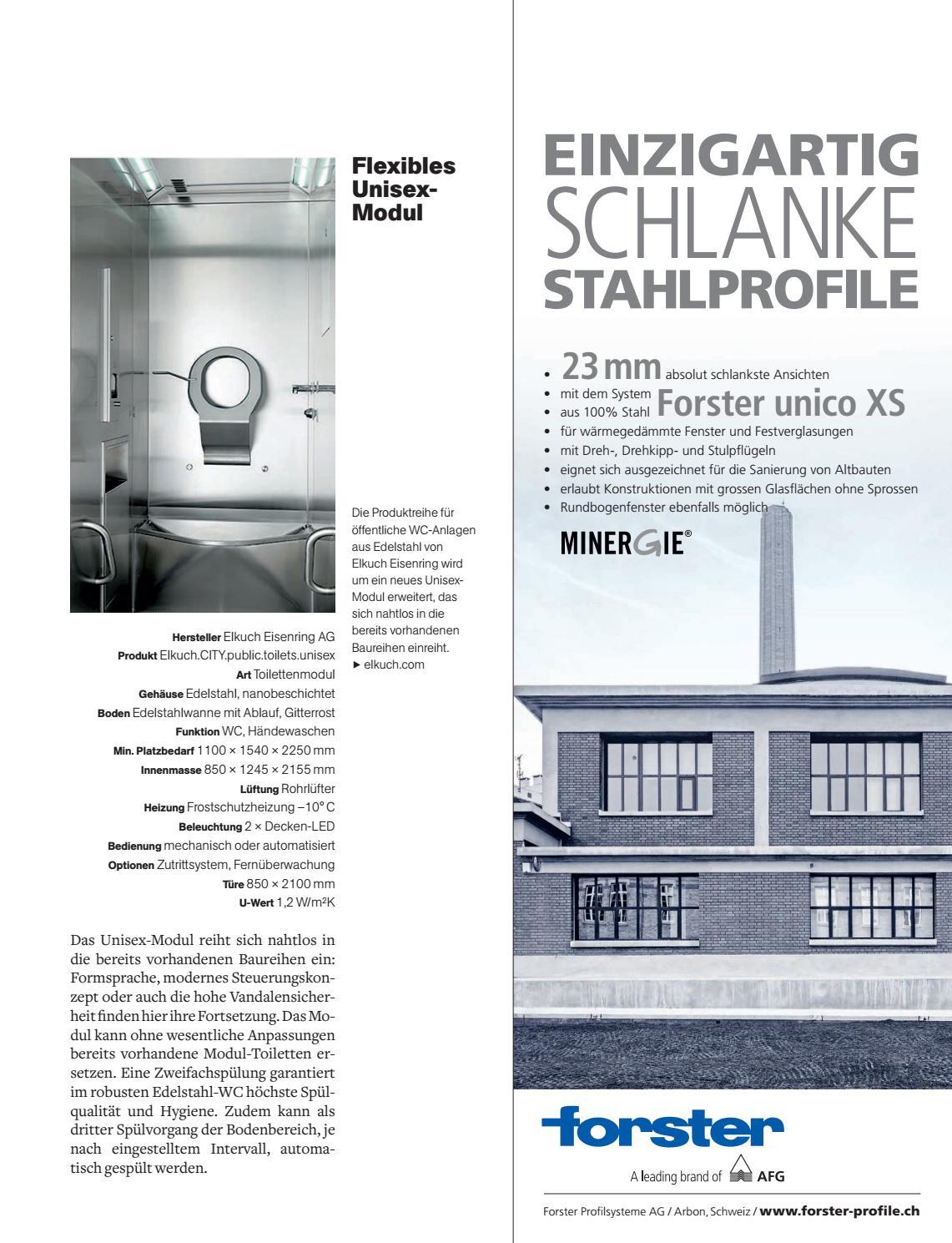 Architektur Technik 10 2015 By Bl Verlag Ag Issuu