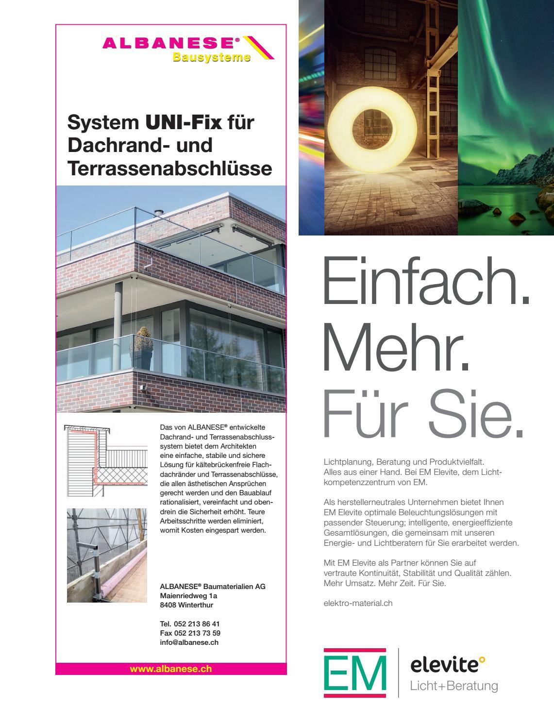 architektur+technik 10 2016 by bl verlag ag - issuu