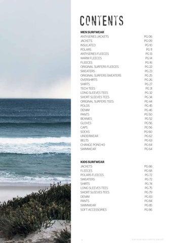 d14298a4 Rip Curl Surfwear Men W1617 by Nice-Trading Oy - issuu