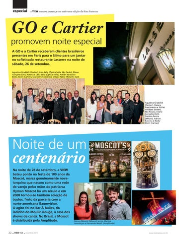 VIEW 153 by Revista VIEW - issuu 1f95240168
