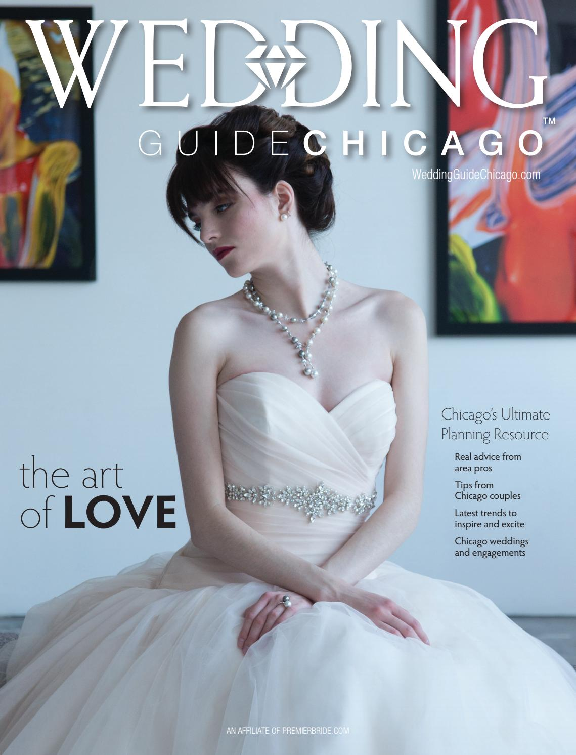Wedding Guide Chicago Winter Spring 2017 By Wedding Guide Chicago