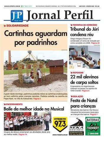 2120be4b1 Jornal perfil 26 11 16 by Jornal Perfil - issuu