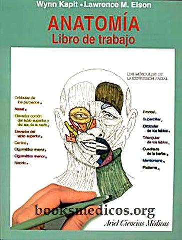 Anatomia libro de trabajo booksmedicos org by jhadyra meyli - issuu