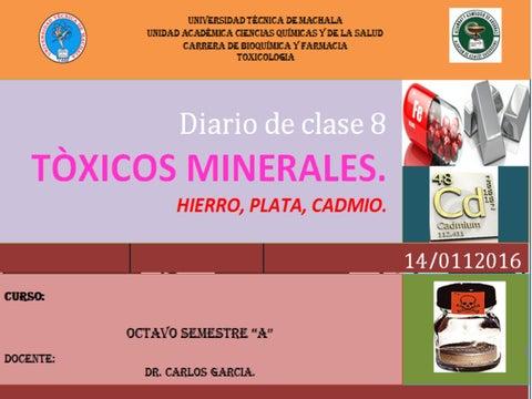 Toxicos minerales hierro cadmio y plata by geomary ely heras issuu es un elemento qumico de nmero atmico 26 situado en el grupo 8 periodo 4 de la tabla peridica de los elementos urtaz Choice Image