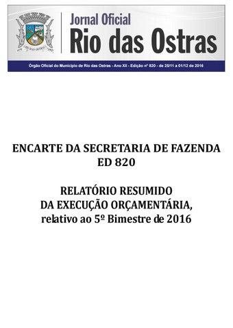 10c75ff7e5 Edição 633 PMRO by Rio Das Ostras Jornal - issuu