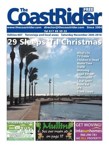 CoastRider Edition 607 by The Coastrider Spain - issuu