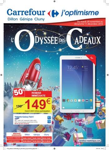 Carrefour Lodyssée Des Cadeaux Du 29 Novembre Au 11