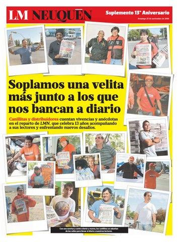 Suplemento Aniversario LMN by Diario LM Neuquén - issuu 47c6109da6d24