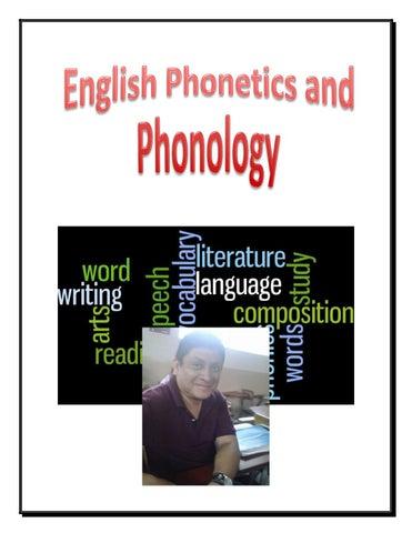 Phonetics And Phonology By Santi Issuu