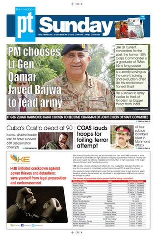 E paper pdf (27 1 2016) khi by Pakistan Today - issuu