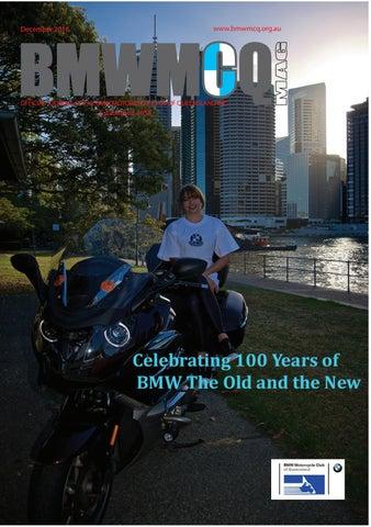 BMWMCQ MAGAZINE DECEMBER ISSUE by BMW MOTORCYCLE CLUB
