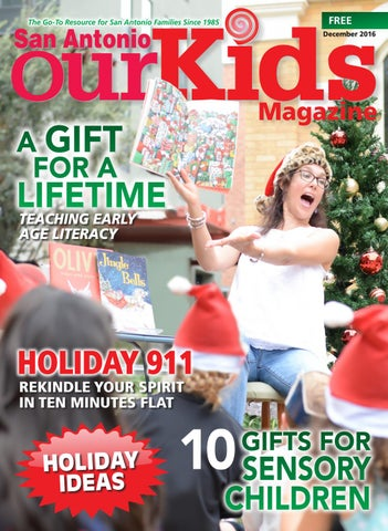 43ab8d3486aaf Our Kids Magazine December 2016 by Our Kids Magazine - issuu