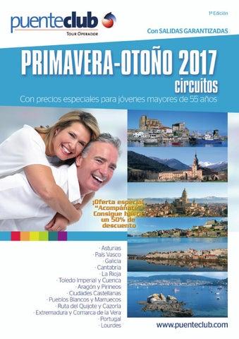 Puente Club Catálogo Circuitos España y Portugal 2017