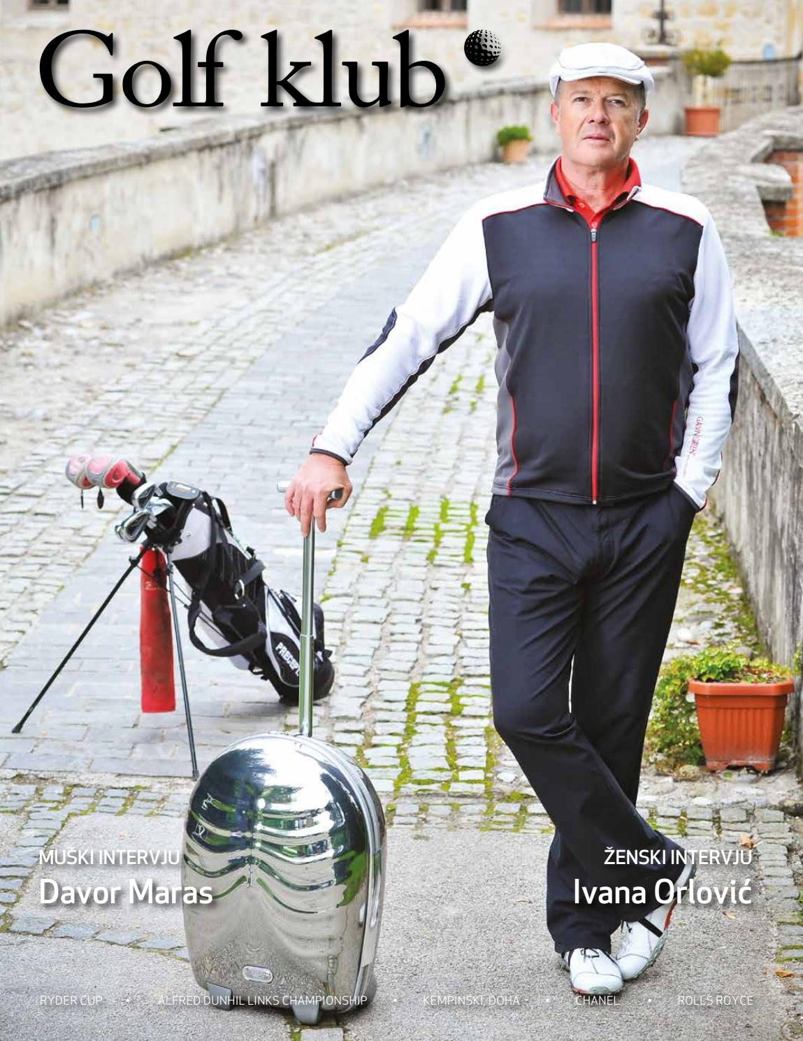 Upoznavanje ženskih golfa