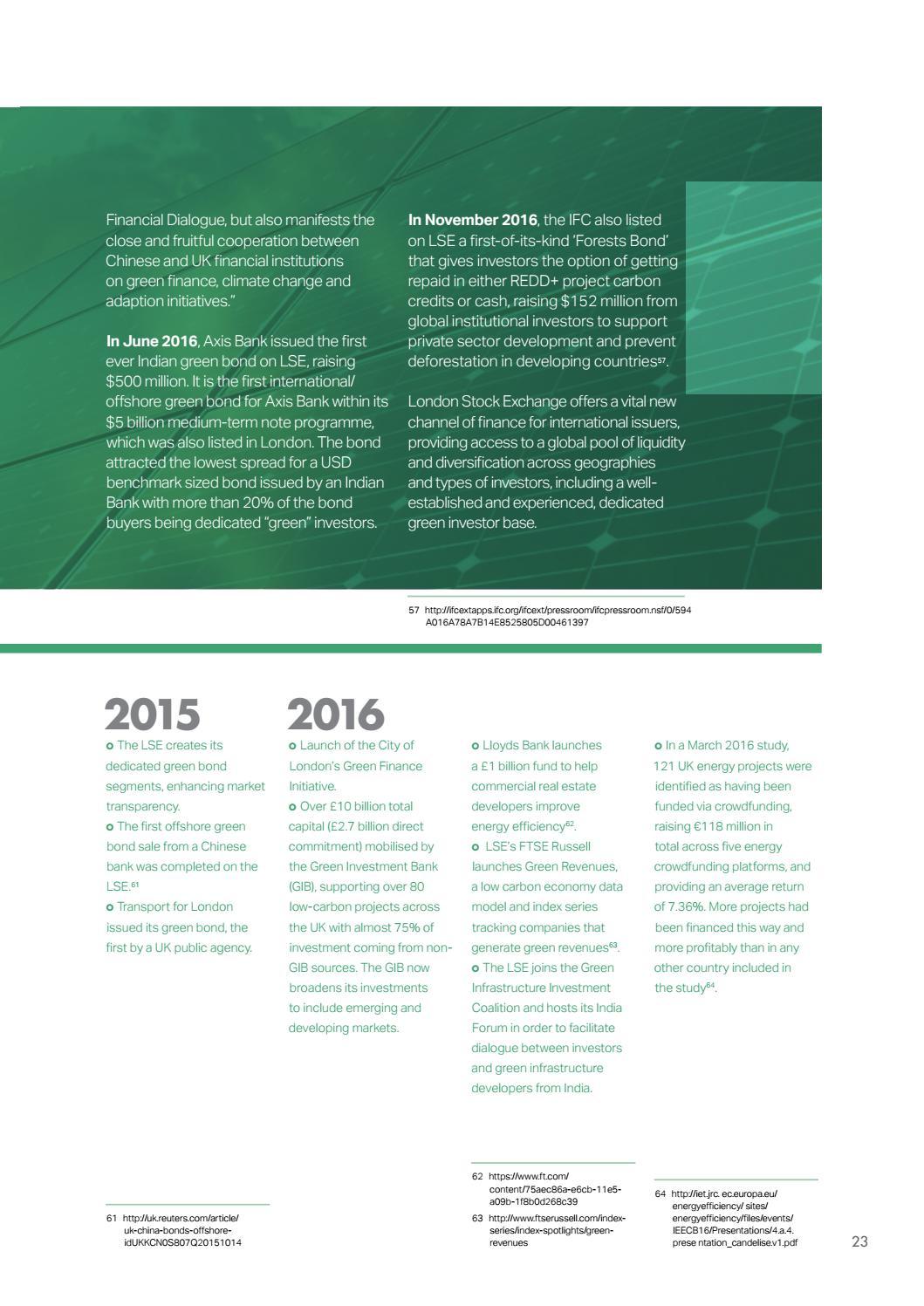 Globalising Green Finance by DesignRaphael Ltd - issuu