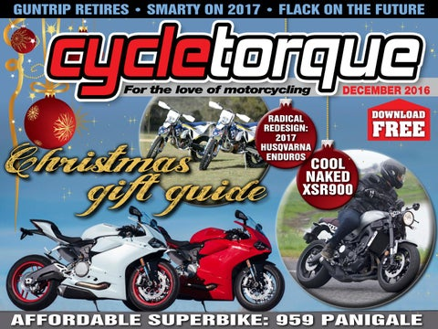Cycle Torque December 2016 by Cycle Torque - issuu