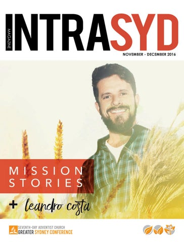 November - December 2016 IntraSyd by Sydney Adventist - issuu