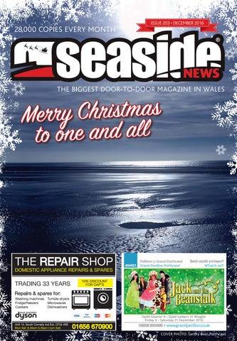 seaside news december 2016 issue by seaside news issuu