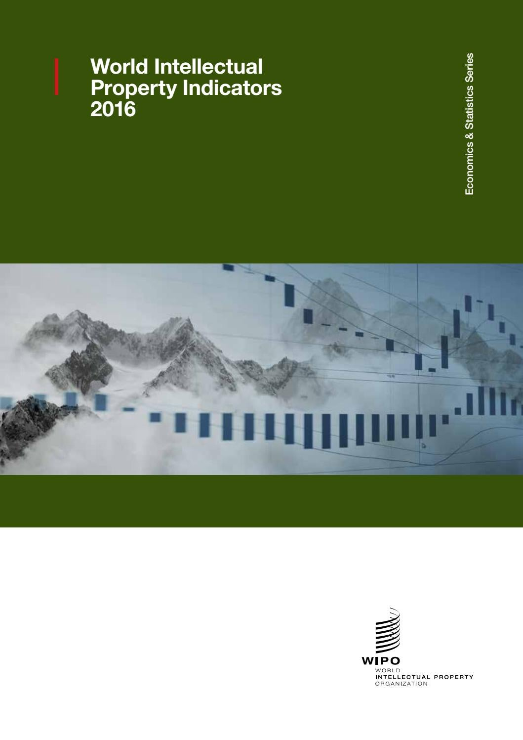 World Intellectual Property Indicators by Observatorio Diasporas - issuu