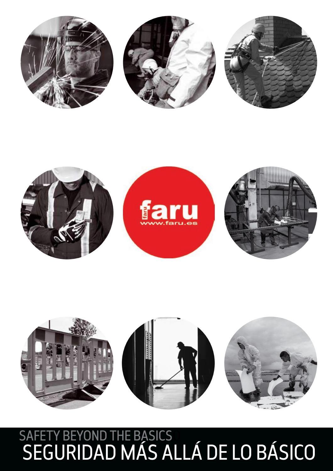EPIS y Uniformes ICOM Textil Catalogo FARU EPIS SEGURIDAD by ICOM  Multiservicios - issuu 07aca8d1c54f