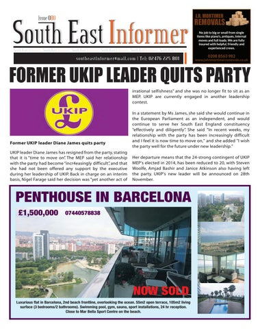 Sei Issue 80 By South East Informer Issuu