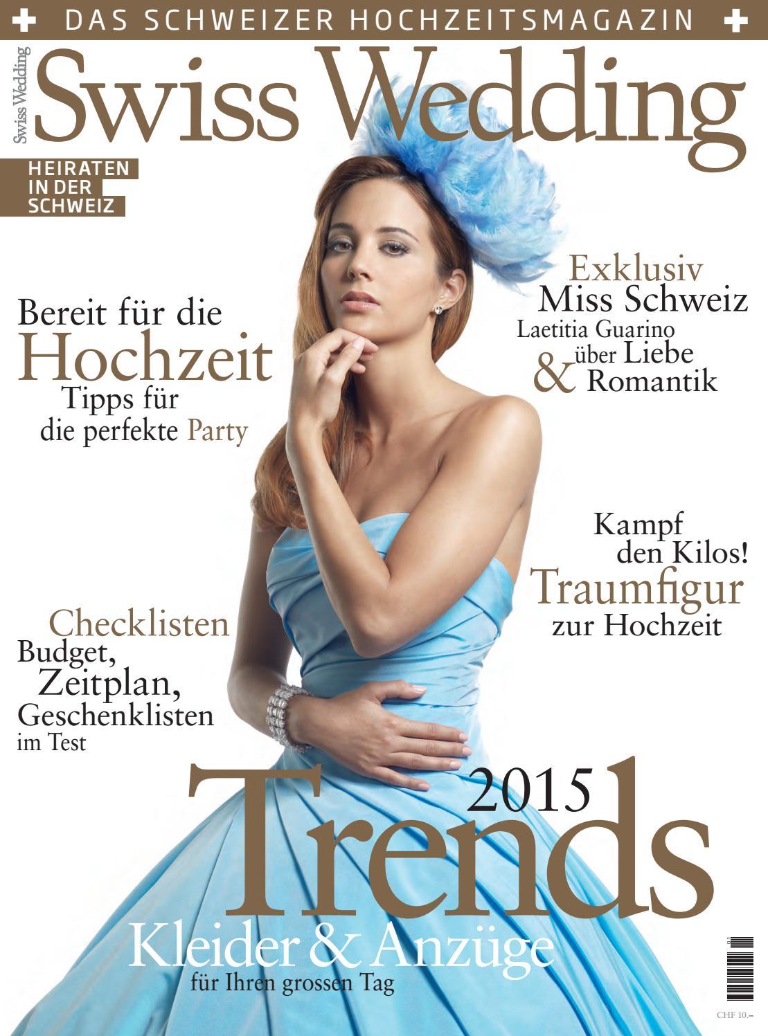 Swiss Wedding 01 2015 by BL Verlag AG - issuu