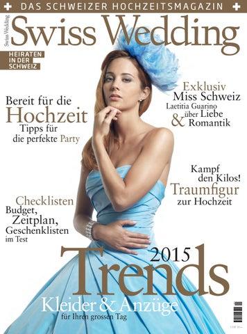 Swiss Wedding 01 2015 By Bl Verlag Ag Issuu