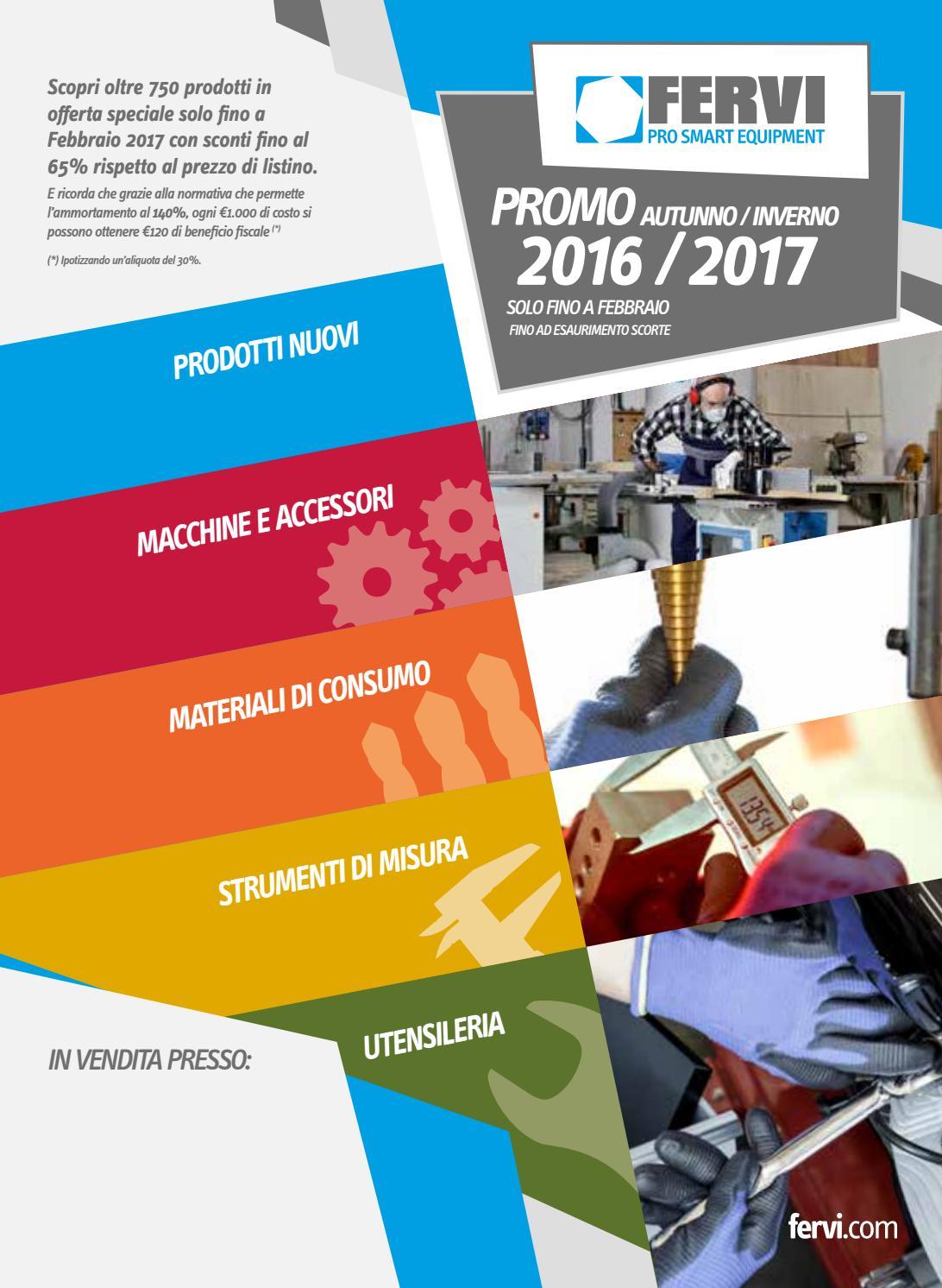 FERVI ART.M100 SERIE MASCHI E FILIERE IN ACCIAIO AL TUNGSTENO PROFESSIONALI.