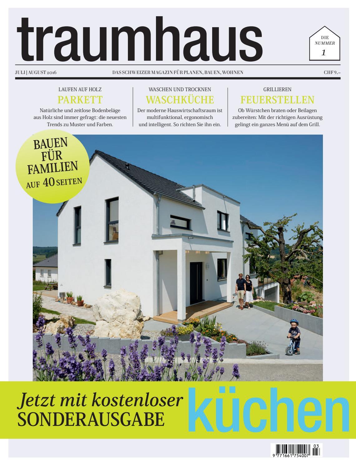Traumhaus 03 2016 by BL Verlag AG - issuu