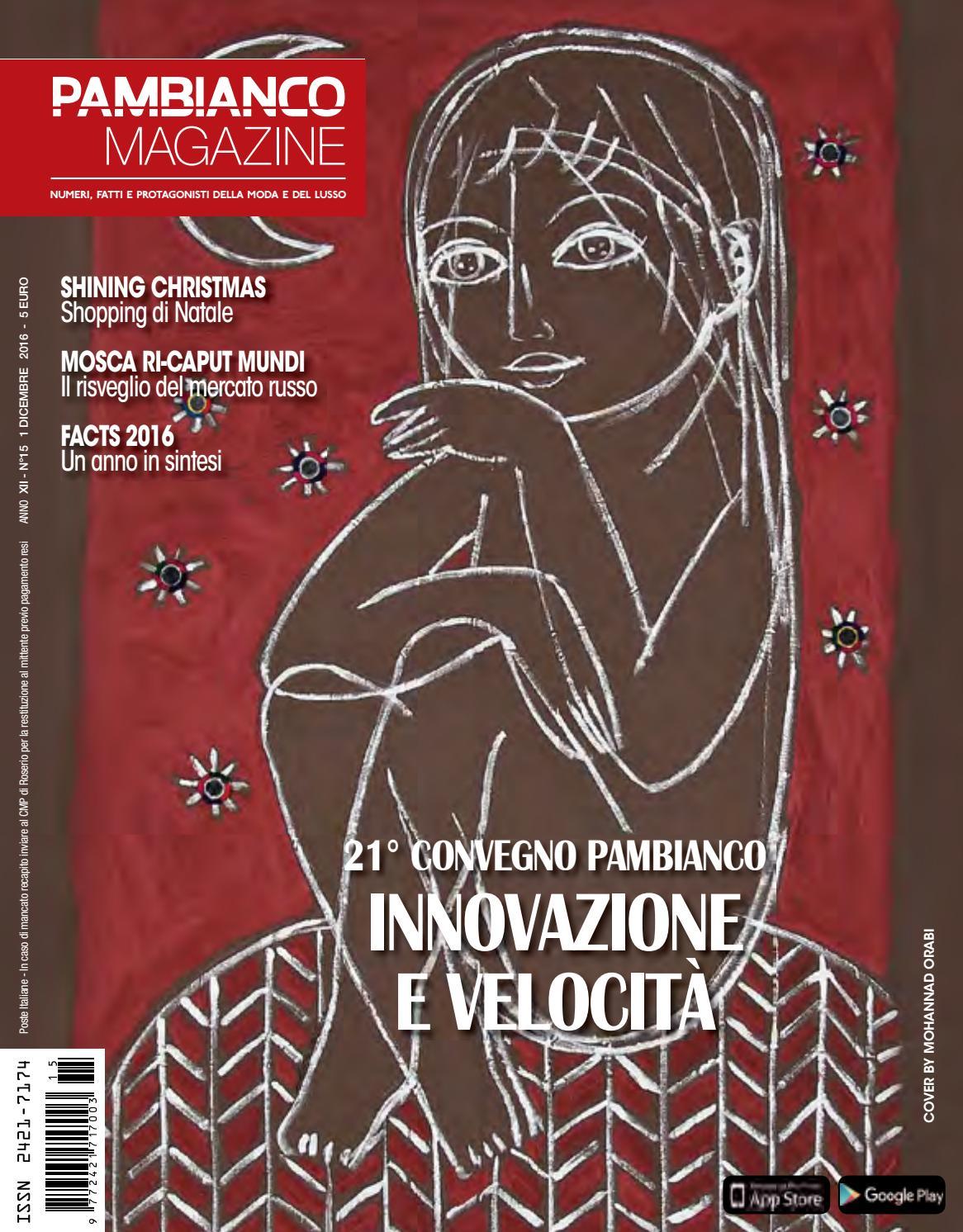bc5b29fecf Pambianco magazine 15 XII by Pambianconews - issuu