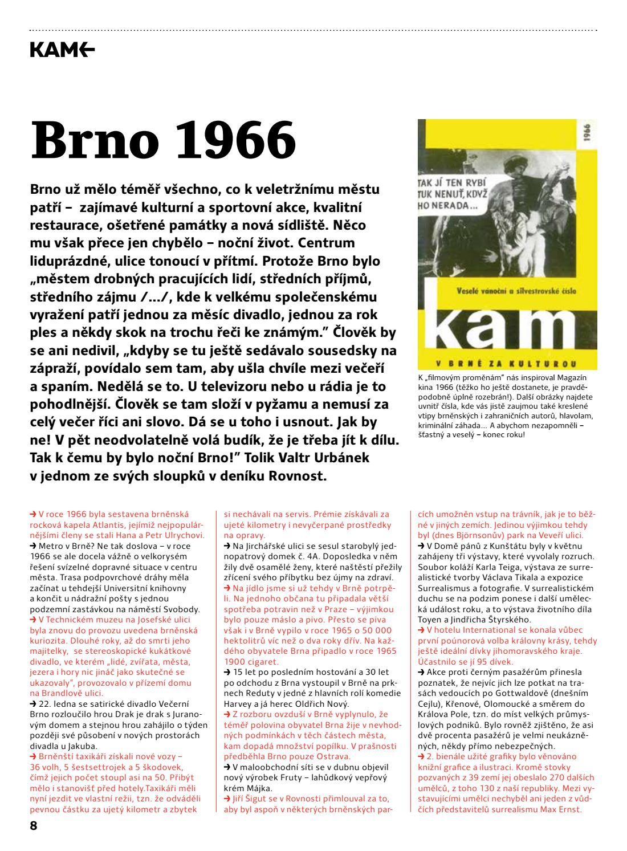 Kam V Brne Prosinec 2016 By Tic Brno Prispevkova Organizace Issuu