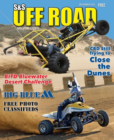 S&S Off Road Magazine December 2016 by S&S Off Road Magazine