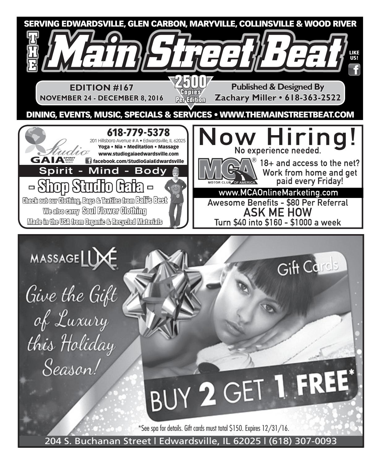 167: Main Street Beat