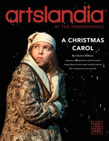 Original Christmas Carol Movie.A Christmas Carol Portland Playhouse By Artslandia Issuu