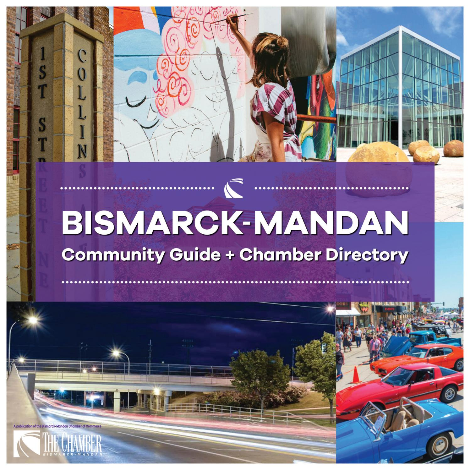 2017 bismarck mandan community guide chamber directory for Chamber of commerce